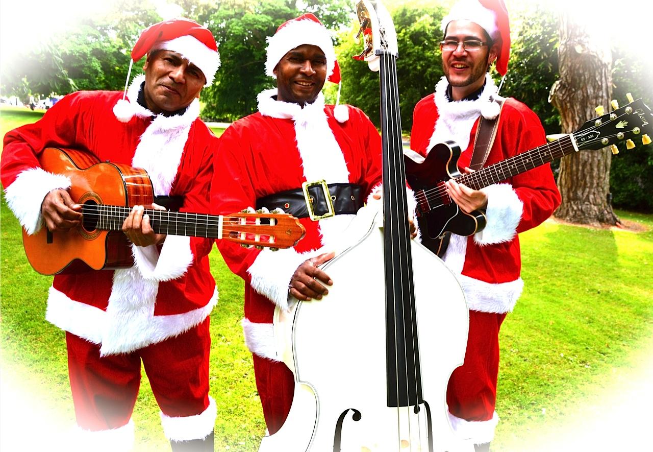 havana club trio Audionetworks xmas set
