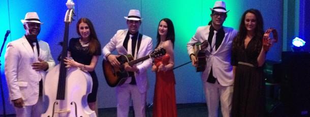 The Havana Club Trio LIVE at The Carton House, Feb. 2015